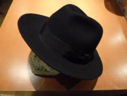 PAUL SIMMNON TYPE FELT HAT/M-SIZE